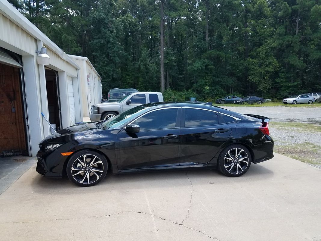 New Honda Civic tinted Benton, AR
